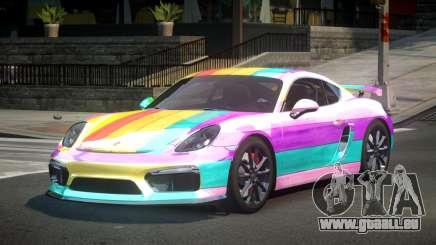 Porsche Cayman Qz S8 pour GTA 4