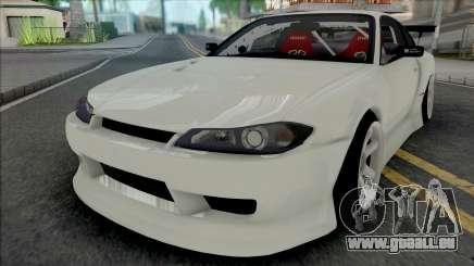 Nissan Silvia S15 (Handling Setup Drift) für GTA San Andreas