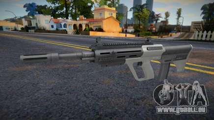GTA V: Vom Feuer Military Rifle pour GTA San Andreas
